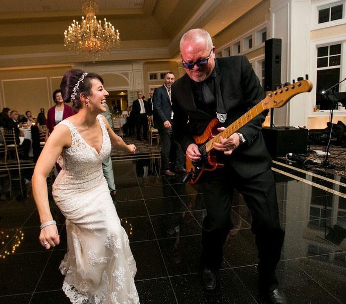 Best Wedding Band Ever Hal Prince Music